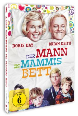 Cover Der Mann in Mammis Bett