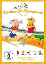 Cover - Dschungel-Olympiade