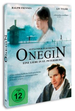 Cover - Onegin